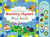 Baby's Very First Nursery Rhymes Play Book 寶寶的第一本兒歌遊戲書