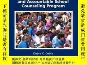 二手書博民逛書店Developing罕見An Effective And Accountable School Counselin