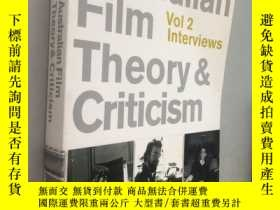 二手書博民逛書店Australian罕見Film Theory & Criticism Vol2 InterviewsY591