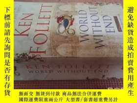 二手書博民逛書店【英文原版】World罕見Without End(無盡的世界)Y