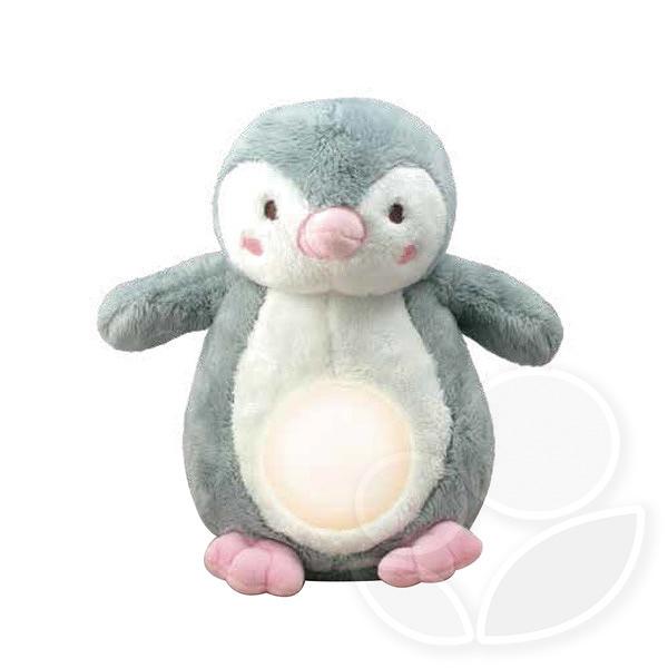 小牛津 安撫企鵝寶貝-絨毛音樂夜燈玩偶【佳兒園婦幼館】