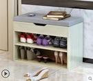 鞋櫃耐家經濟型鞋架家用宿舍女組裝鞋櫃門口換鞋凳簡易收納架子省空間JD 美物