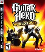 PS3 Guitar Hero World Tour 吉他英雄:世界巡迴(美版代購)