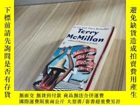 二手書博民逛書店How罕見Stella Got Her Groove Back Terry McMillanY312914 如