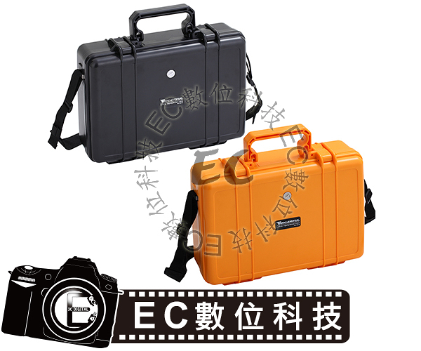 【EC數位】WONDERFUL 萬得福 PC-3810 氣密箱 筆電型箱