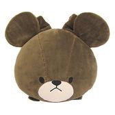 【享夢城堡】小熊學校 我的恰奇系列-造型頭枕