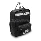 Nike 後背包 Tanjun Backpack 黑 白 女款 兩用 手提 運動休閒 【ACS】 BA5927-010