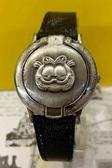 【震撼精品百貨】加菲貓_Garfield~日本加菲附蓋手錶-黑*47907