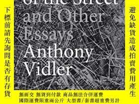 二手書博民逛書店The罕見Scenes Of The Street And Other EssaysY364682 Antho