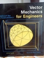 二手書博民逛書店 《Vector mechanics for engineers》 R2Y ISBN:0071004548│BeerandJohnson