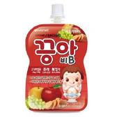 ivenet 愛唯一蔬果泥(80ml)-水梨&百香果12M+(預購10月初出貨)