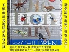 二手書博民逛書店Macmillan罕見Dictionary for Children 麥克米倫兒童英語詞典 銅版紙印刷(16開.精