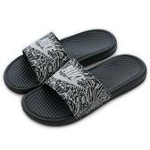 Nike 耐吉 BENASSI JDI PRINT  運動拖鞋 631261006 男 舒適 運動 休閒 新款 流行 經典