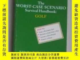 二手書博民逛書店英文原版《罕見The Worst-case Scenario S
