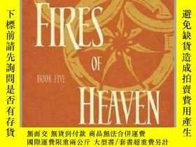 二手書博民逛書店Wheel罕見of Time #5:The Fires Of H