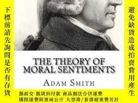 二手書博民逛書店The罕見Theory Of Moral Sentiments-道德情感論Y436638 Adam Smith