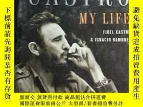二手書博民逛書店Fidel罕見Castro: My Life: A Spoken