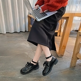 任選2雙788學院風蝴蝶結方跟低跟瑪麗珍鞋【02S13455】