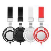 Sound Intone I8耳機頭戴式 音樂手機有線耳麥帶麥筆記本電腦游戲  晴光小語