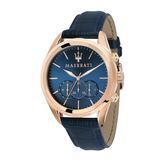 【Maserati 瑪莎拉蒂】/經典三眼錶(男錶 女錶)/R8871612015/台灣總代理原廠公司貨兩年保固