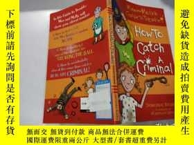 二手書博民逛書店how罕見to catch a criminal:如何抓到罪犯Y200392