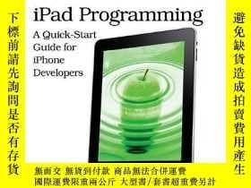 二手書博民逛書店Ipad罕見ProgrammingY364682 Daniel H Steinberg Pragmatic B