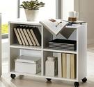 檔櫃矮櫃辦公櫃儲物櫃移動櫃子資料櫃桌邊櫃列印機活動櫃木質JD   交換禮物