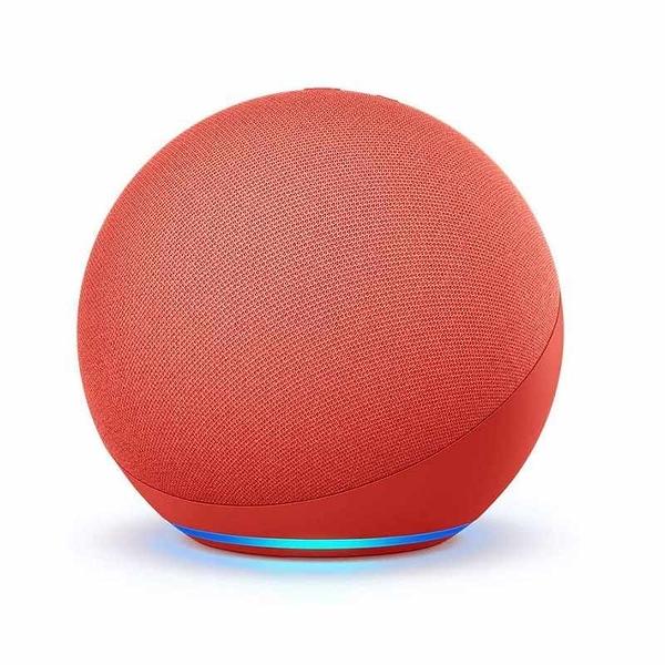Amazon 智能喇叭 All-new Echo Dot (4th Gen) 第四代 speaker with Alexa 紅/白/黑 [9美國直購]