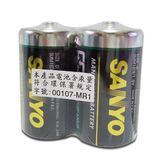 《鉦泰生活館》SANYO 1號電池D 2入/組 SUM1D