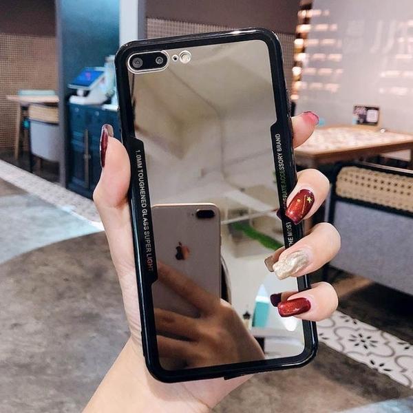 新品特價 網紅補妝鏡OPPOreno2/3手機殼R15潮A9A7X軟R17R11R9S硅膠A11X防摔