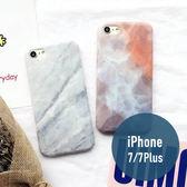 iPhone 7/7Plus 紋理殼 石材 大理石 背板 硬殼 手機套 保護套 手機殼 保護殼