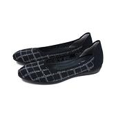 inooknit 平底鞋 休閒鞋 灰黑/方格 編織 女鞋 IK-A14FW0121-101 no015