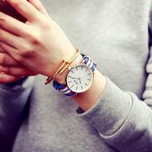 手錶 女學生正韓簡約潮流石英錶 休閒大氣男錶情侶一對 【開學季巨惠】
