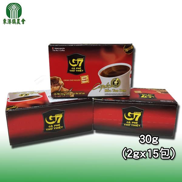 【東南亞食品】越南G7咖啡盒裝-30g