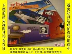 二手書博民逛書店Who?(famous罕見experiments for the young scientist)Y12800
