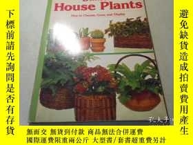 二手書博民逛書店HOUSE罕見PLANTS: HOW TO CHOOSE, GR