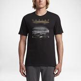 Hurley RISING TIDES PREM SHOR IN BLACK T恤-黑(男)