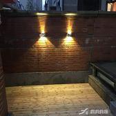 臥室床頭壁燈過道客廳樓梯純鋁高品質防水酒店裝飾戶外燈具  七夕好康