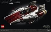 【LEGO樂高】STAR WARS 星際大戰 A翼戰機l#75275