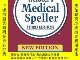 二手書博民逛書店Merriam-Webster's罕見Medical Spell