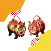 康鼎-2020年節-祥獅獻瑞-原味杏仁牛軋糖(顏色隨機出貨)