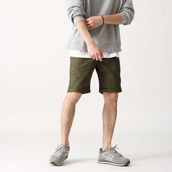 卡其短褲 春夏必備 日本直送 XS-M