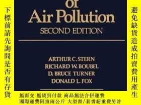 二手書博民逛書店Fundamentals罕見Of Air Pollution-空氣汙染基礎Y436638 Academic