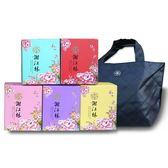 【謝江林】台灣特色原葉茶包五盒組  每盒3g x 10入立體茶葉包