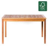 艾比實木長桌 FSC認證