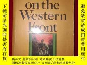 二手書博民逛書店All罕見Quiet on the Western FrontY