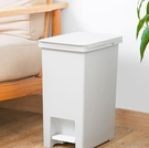 垃圾桶 家用帶蓋腳踩腳踏衛生間廁所客廳廚房有蓋北歐風分類垃圾桶【快速出貨八折下殺】