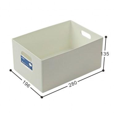 KEYWAY Nico Bin 你可6號收納盒 6.5L TLR-06 28x19.