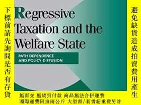 二手書博民逛書店Regressive罕見Taxation And The Welfare StateY256260 Kato,