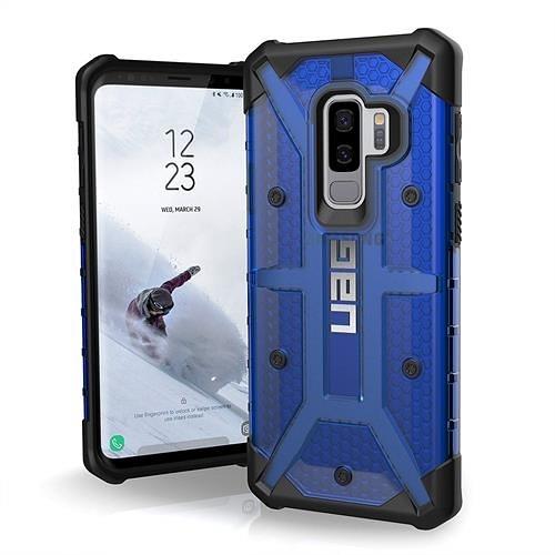 【美國代購】UAG專為三星Galaxy S9 Plus設計 軍用摔落測試手機殼 藍黑